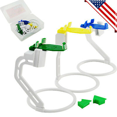 US! 3* Dental Oral Plastic X-Ray Film Digital Sensor Positioner Aligner Holders