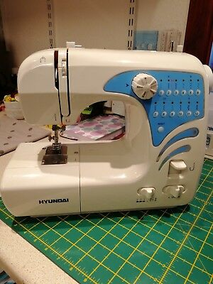 Hyundai Sewing Machine-60 Stitch