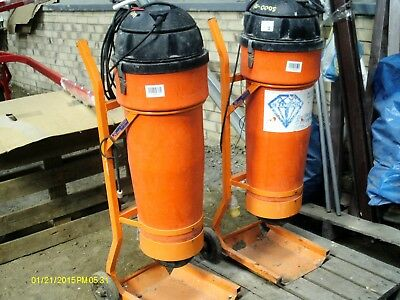 industrial hoovers x2 pwh drilling style appliences