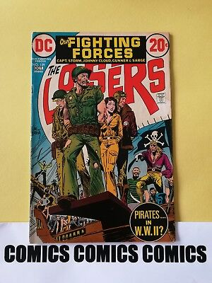 Our Fighting Forces #139 Dc Comics 1972 Very Good Plus Vg+ 4.5