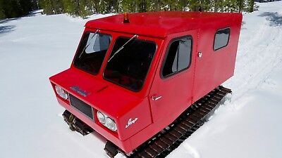 Thiokol IMP Model 1404 Snow Cat Nearly Fully Restored with Extremely low hours