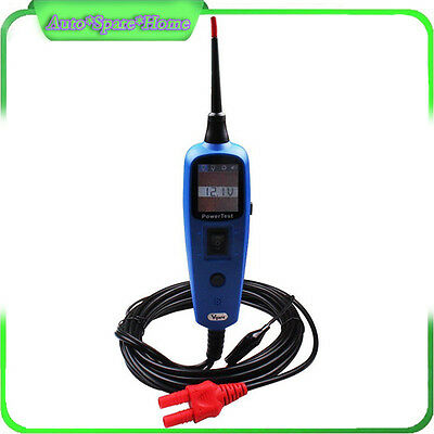 Power Probe Tester Scope Electrical Diagnostic Circuit Test Tool 6V-24V Valuable