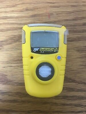 SIngle Gas Monitor ( H2S) MOdel GA24XT-H