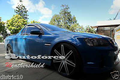 HSV/HOLDEN VS/VR COMMODORE Smoke Tinted Bonnet Protector