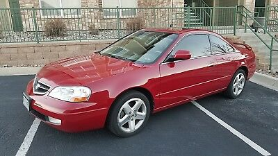 2001 Acura CL Type-S 2001 Acura CL Type S  CT Engineering (CompTech) System  **SUPERCHARGED**