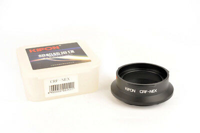 KIPON AUTOFOCUS AF Adapter for Contax N CN1 Lens to Sony E Mount