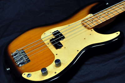 Fender USA American Vintage 57 Precision Bass 2-Color Sunburst