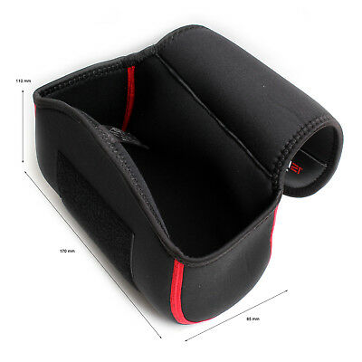 Fishing Reel Case Pouch Cover Large Neoprene ST-953