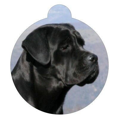 Cane Corso Breed Picture Pet ID tag