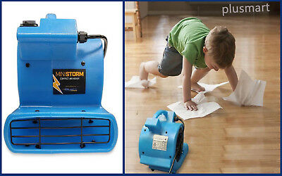 Floor Carpet Dryer Home Blower Fan Machine Mini Air Mover High Velocity Portable