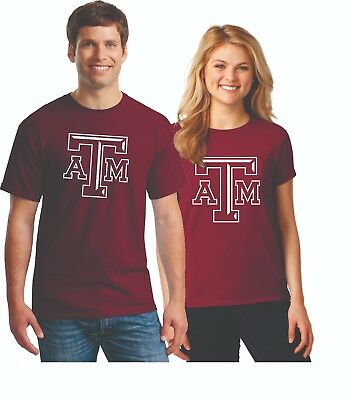 Texas A&M University  T SHIRTS UP TO 5X