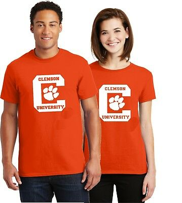Clemson University Tigers  T SHIRTS UP TO 5X