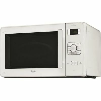 WHIRLPOOL JC218WH-Micro ondes combiné blanc-30 L-1000 W-Grill 1000 W-Chaleur pul