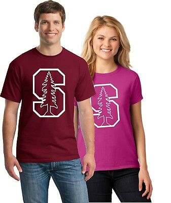 Stanford University Stanford Cardinal TEE SHIRTS UP TO 5X