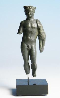 Roman Bronze Mercury - Ancient Art & Antiquities