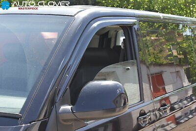 For Volkswagen Transporter T5 / T6 Wind Deflectors Set  (2 Pieces Front Only)