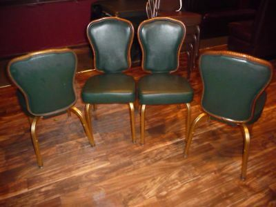 Commercial Restaurant Dining Chairs, Stackable, Fine Dining, Gasser Mfg