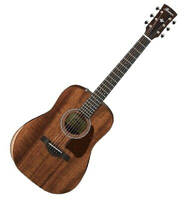 Ibanez AW54JR Open Pore Natural - Chitarra Acustica
