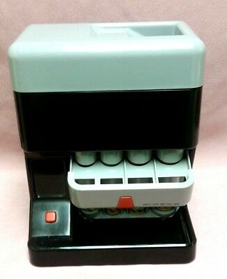Generic Motorized Coin Sorter Battery Operated On/Off Button Operation
