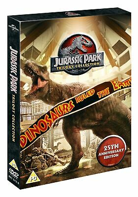 Jurassic Park: Trilogy Collection (Box Set with Digital Download (25th Anniver