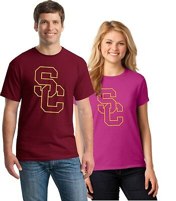 University of Southern California - USC - USC Trojans -  TEE SHIRTS UP TO 5X