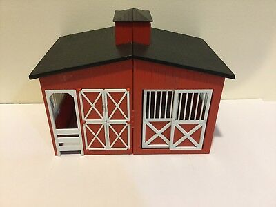 w stable planet re horse fold barns breyer go toys educational spring creek playset