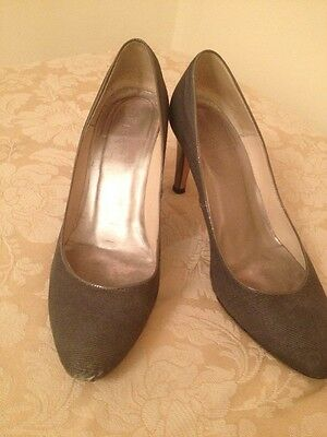 bcbf77013c REISS HIGH HEEL Court Shoes Size 4 - £23.00 | PicClick UK