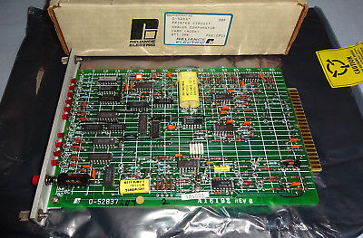 Reliance Electric 0-52837 ACCA Card Circuit Board 052837