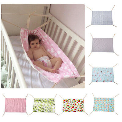 Baby Hammock Bed Detachable Portable Folding Baby Cribs Safety & Comfort 2018