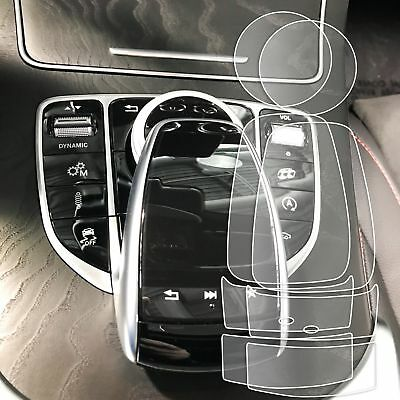 2 fit COMAND Touchpad for Mercedes-Benz C GLC GLE S Class Screen Saver Protector