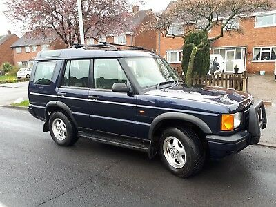 Landrover TD5 Discovery XS