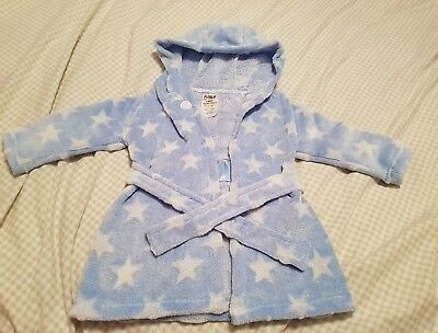 baby dressing gown 6-9 months