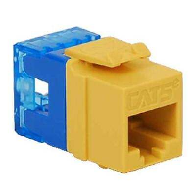 Icc Ic1078F5Yl Module, Cat 5E, Hd, Yellow