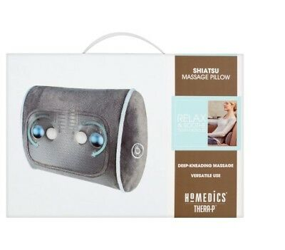 Homedics Thera-P Shiatsu Massage Pillow