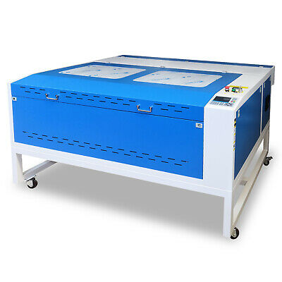 RECI 100W Co2 Laser Cutting & Engraving machine 1300x2500mm USB Port Chiller