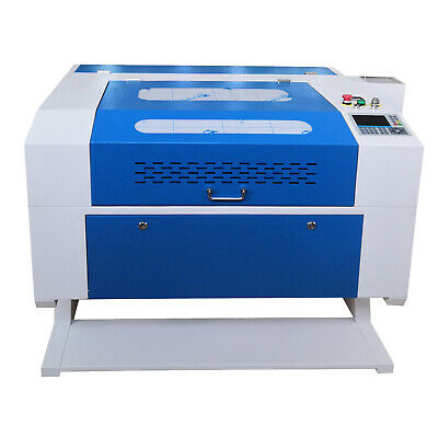 RECI 100W CO2 Laser Engraving & Cutting Machine 700*500mm with Water Chiller