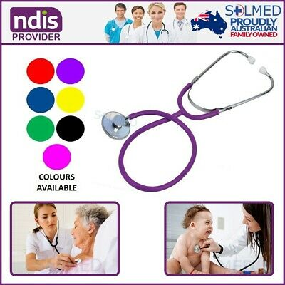 Stethoscope Single Head Doctor Nurse Vet Medical Student HealthWork SEE DETAILS