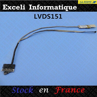 online store 7b360 fb285 640205-001 Dd0R18Lc030 Genuine Hp Lcd Display Cable Pavilion G7-1000 (Grd  Has