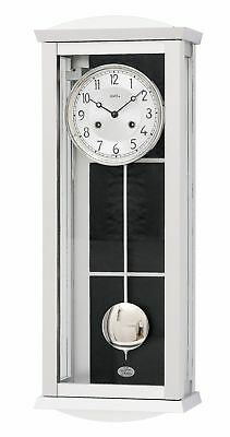 Regulator wall clock with aluminium dial, 14 day running time fro.. AM R2752 NEW
