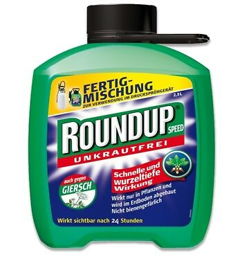 Scotts RoundUp Speed Premix, 2,5 Litre