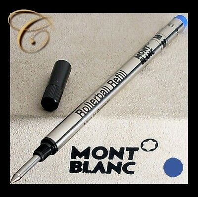 MONTBLANC | ROLLERBALL MINE / REFILL in BLAU | PACIFIC BLUE M