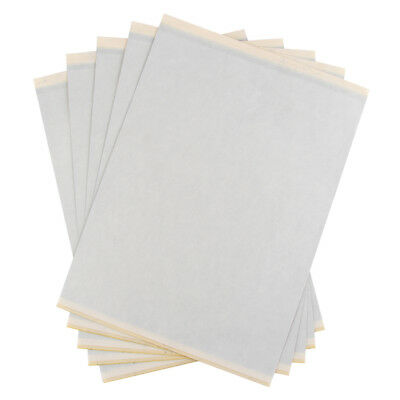 5/10/50/100 A4 Carbon Printable Temporary Tattoo Transfer Stencil Papers Tracing