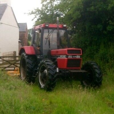 Case 956Xl 1988 very good condition private use No Vat owned since 2004