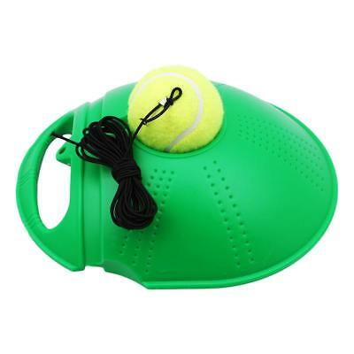 Singles Tennis Trainer Training Practice Balls Back Base Trainer Tools +Tennis Z