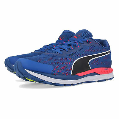 Puma Mens Speed 600 Ignite V2 Running Shoes Trainers Sneakers Blue Sports 818783370