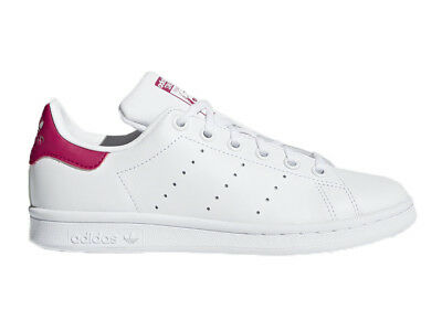 CHAUSSURES ADIDAS FEMME Stan Smith W, Sneakers JauneVert