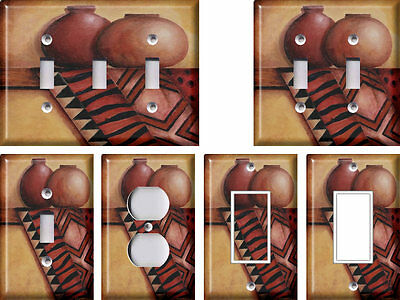 African Touch - Light Switch Covers Home Decor Outlet
