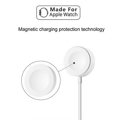 For Apple Watch Edition iWatch 38mm &42mm Magnetic Charger Charging Cable(2m) CP