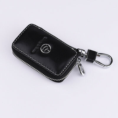 Mercedes-Benz Remote Key Fob Holder Bag Leather Cover Case A B C E S Series