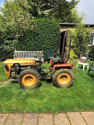 Compact Tractor  Equal Wheel